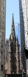 Trinity Church New York City Royalty Free Stock Photo