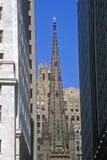 Trinity Church, New York City, NY Royalty Free Stock Photography
