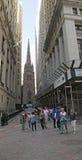 Trinity Church, New York City Royalty Free Stock Images