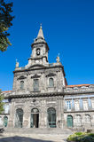 Trinity church in Porto Royalty Free Stock Image