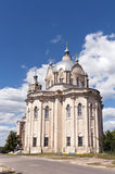 Trinity Church. Russia Stock Image