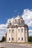 Trinity Church. Russia stock image
