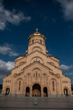 Trinity church in Tbilisi Stock Photography