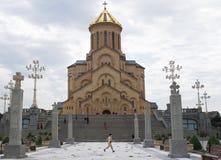 Trinity Church, Tbilisi, Georgia Royalty Free Stock Image