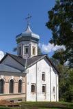 Trinity Church, Veliky Novgorod Stock Images