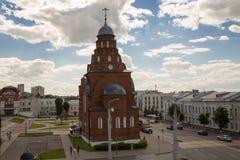 Trinity church Vladimir Russia May 2017 Stock Photo
