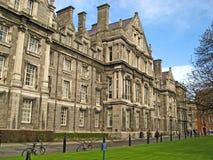 Trinity College 01 stock image