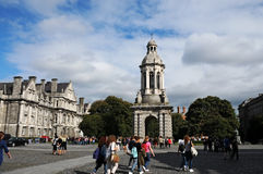 Trinity college Royalty Free Stock Photos