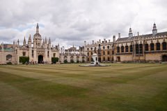Trinity College in Cambridge Stock Images