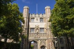 Trinity College Cambridge Royalty Free Stock Photography