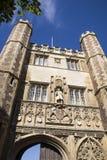 Trinity College Cambridge Stock Photos
