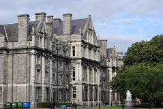 Trinity College Campus Royalty Free Stock Photo