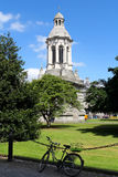 Trinity College detail in Dublin Stock Photos