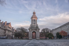 Trinity College in Dublin Stock Images