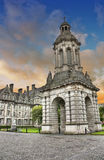 Trinity college - Dublin - Ireland Royalty Free Stock Photography