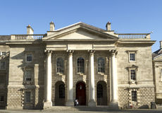 Trinity College Stock Photography