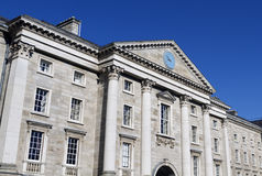 Trinity College Stock Images