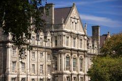 Trinity College. Graduates Memorial Building . Dublin. Ireland stock images