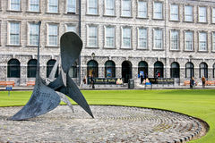 Trinity College Library, Dublin, Ireland royalty free stock image