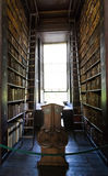 Trinity College Library stock images