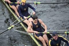 Trinity College men's Crew Stock Photography