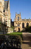 Trinity College, Oxford Stock Photography