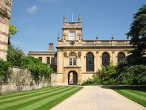 Trinity College, Oxford Stock Image