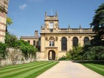 Trinity College, Oxford Stock Image