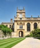 Trinity College, Oxford Royalty Free Stock Photos