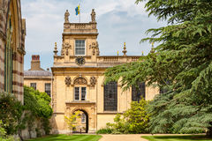 Trinity College. Oxford, England Stock Photography