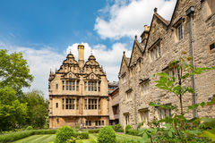 Trinity College. Oxford, England Stock Photo