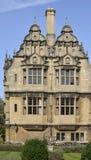 Trinity College. Oxford. England Stock Photos