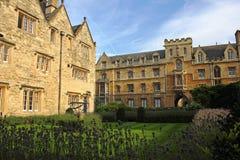 Trinity College, Oxford Stock Photo