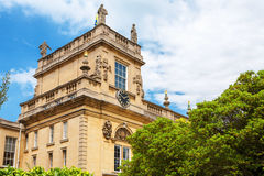 Trinity College. Oxford, UK Stock Images