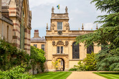 Trinity College. Oxford, UK Royalty Free Stock Photo