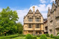 Trinity College. Oxford, UK Royalty Free Stock Photo