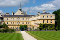 Trinity College, Oxford University Stock Photography
