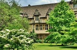 Trinity College, Oxford Royalty Free Stock Photo
