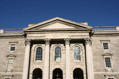 trinity college ' u obraz royalty free
