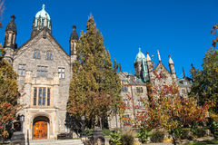 Trinity College at University of Toronto Stock Photos