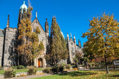 Trinity College at University of Toronto Stock Photo