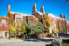Trinity College at University of Toronto Stock Image