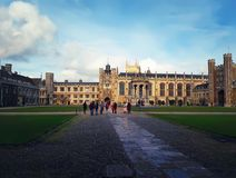 Trinity College Stock Photo