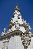 Trinity Column, Budapest. 4 Stock Photography