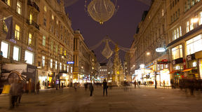 Trinity Column in Vienna.   Austria Stock Image