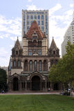 Trinity Episcopal Church Copley Square Stock Image