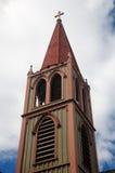 Trinity Episcopal Church San Jose Stock Image
