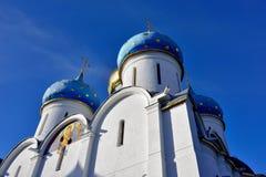 trinity för st för sergius för klosterposadrussia sergiev Ryssland Royaltyfri Bild