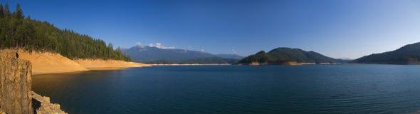 Trinity Lake, California Royalty Free Stock Image