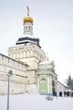 Trinity Lavra av St Sergius Fotografering för Bildbyråer